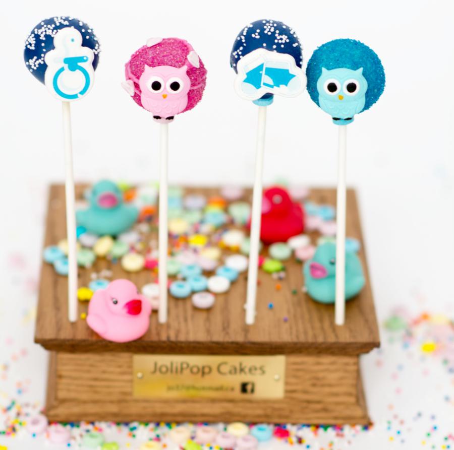 popcake et cake pop